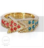 Disney Couture Pocohontas Ring Sz 8 2000 Sz 7 - 2000 Sz 8 - 2000